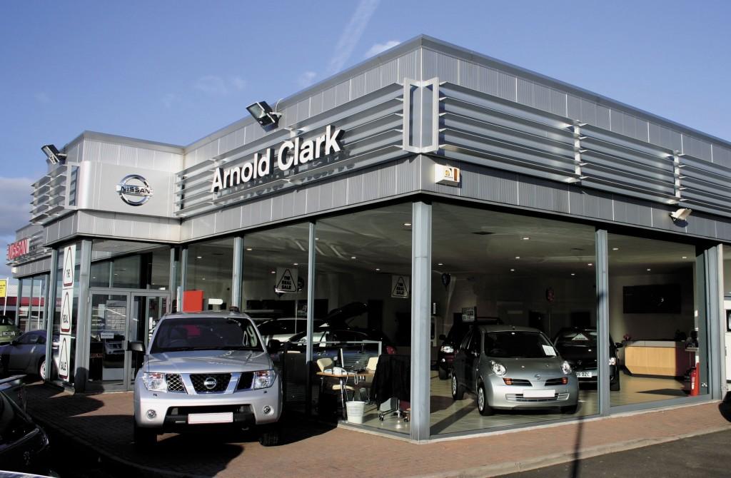 arnold clark kick starts september with test drive. Black Bedroom Furniture Sets. Home Design Ideas