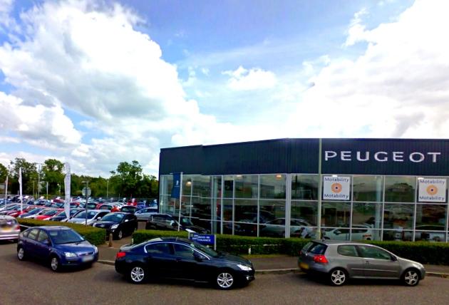City Motor Buys Peugeot Site In Newbury