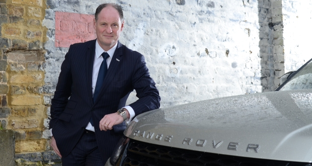 Lookers CEO Andy Bruce takes up Ben Industry Leader Challenge