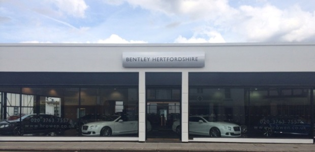 Hr Owen Buys Bentley Dealership From Lookers