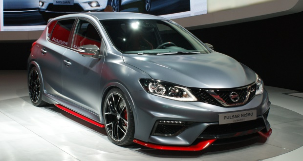nissan pulsar gti considered for launch. Black Bedroom Furniture Sets. Home Design Ideas
