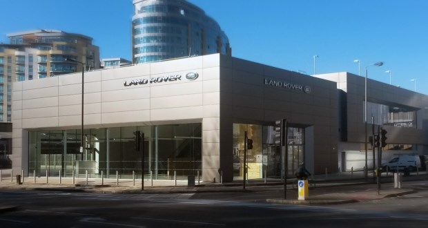 Lookers Opens Flagship Land Rover Dealership In Battersea