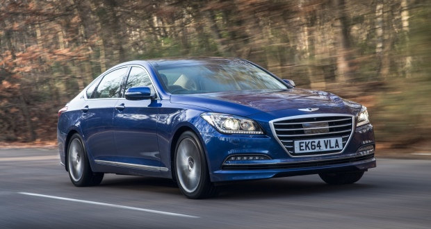 Hyundai To Launch Flagship Genesis In The Uk