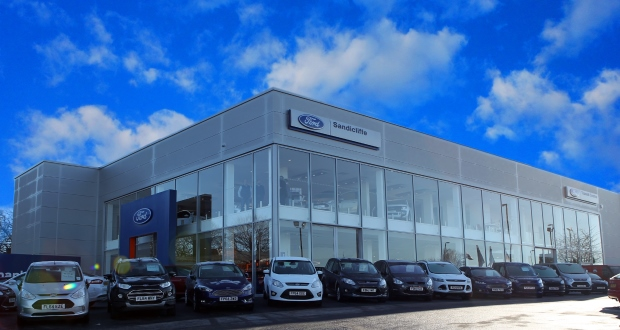 sandicliffe opens fordstore in leicester. Black Bedroom Furniture Sets. Home Design Ideas