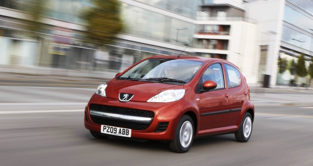Peugeot 107 tops Warranty Direct city car survey for reliability