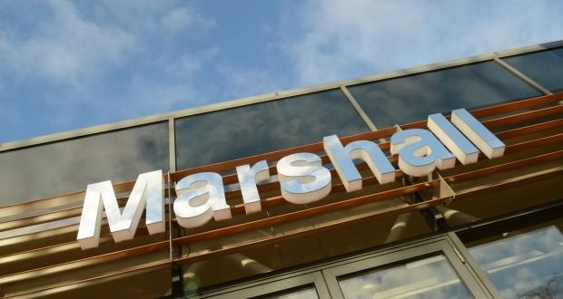 Motor Trader interview with Marshall Motor Holdings CEO Daksh Gupta at Head office The Airport Cambridge. CB58RYCurtis Hutchinson.David Berman