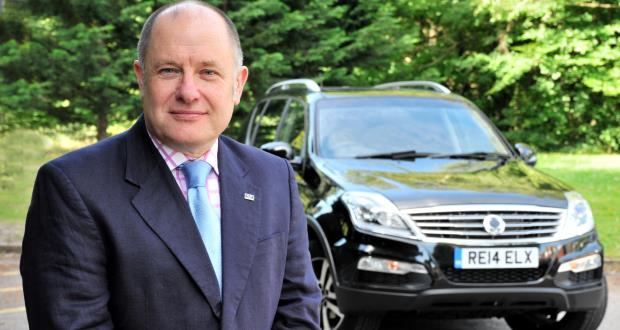 Paul Williams resigns as CEO of SsangYong UK