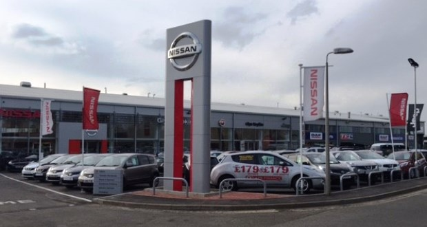Marshalls Nissan Garage Cambridge