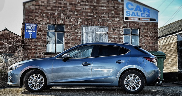 170215 Motor Trader Mazda 3 Nearly Time To Hand Back After Long Term Test.  Curtis