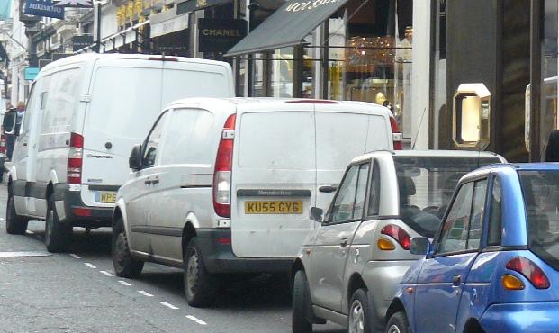 b9bbcca103 Used van market struggles to shift large volumes of poor stock