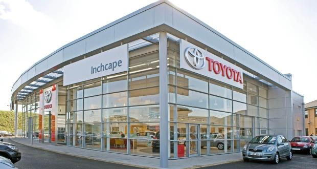 Strong used cars lift Inchcape UK trading profits to £63.5m in 2016
