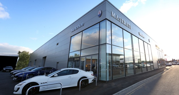 Motorline Opens New Maserati Showroom In Maidstone