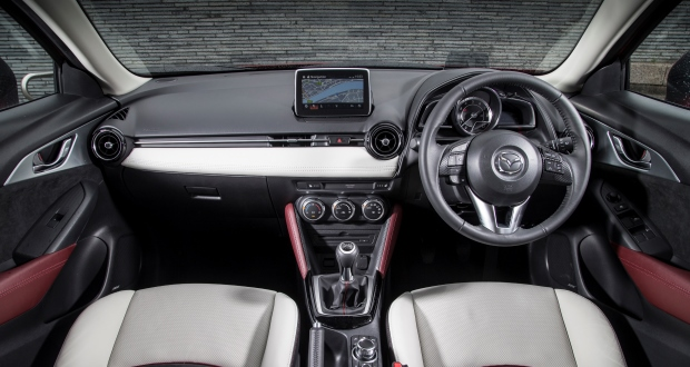 Wonderful Mazda CX3 2015 Review