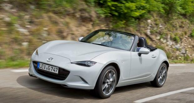 Mazda MX-5 (2015) review