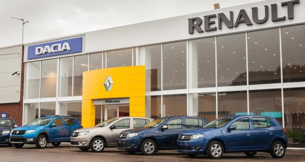 Wessex garages opens renault site in newport for Garage renault 94
