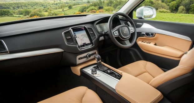 Volvo Xc90 D5 Awd Inscription Review