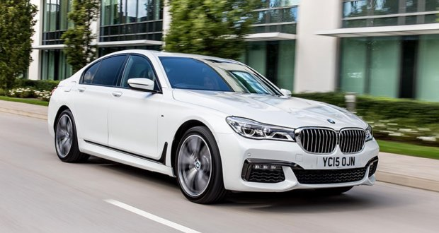 All New Bmw 7 Series Makes Uk Showroom Debut