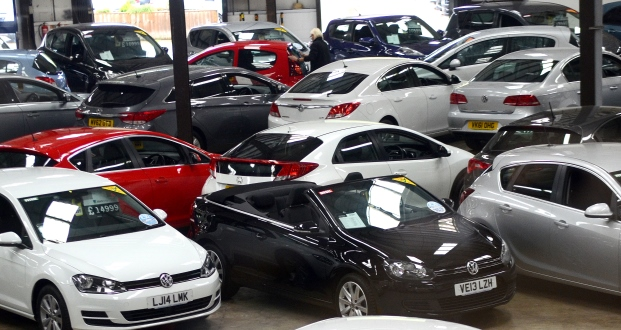 Cox Forecasts Strong First Half For Uk Used Car Values