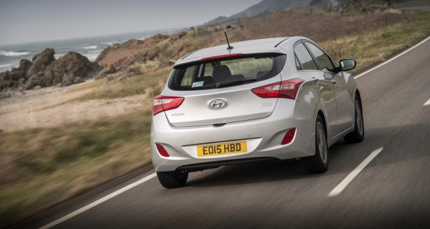 Hyundai i30 is fastest selling used car on Auto Trader in June