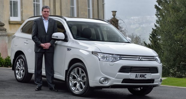 Lance dley to step down as MD of Mitsubishi UK in 2018