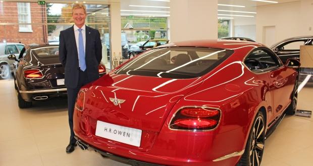 Dealer Profile Bentley Berkshire