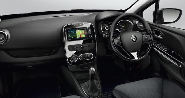 Photo of Renault Clio 2013 interior 620