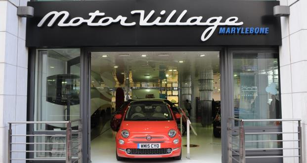 Motor Village To Represent Fiat And Alfa At London Motor Show