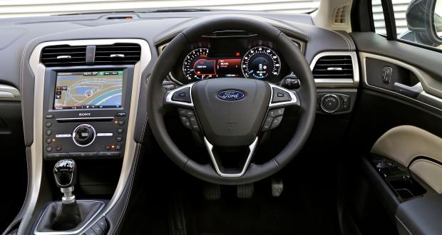 Photo of Ford Mondeo Vignale Interior 620
