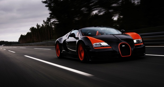 hr owen sells rare used bugatti veyron for. Black Bedroom Furniture Sets. Home Design Ideas