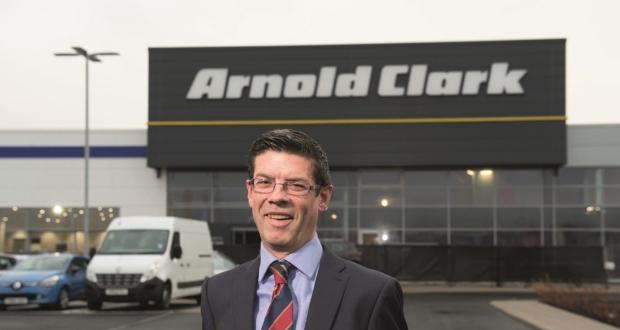 Arnold Clark Car Sales Glasgow