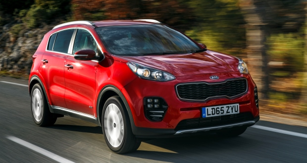 Photo of Kia Sportage 2016 620