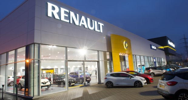 groupe renault launches dealer programme with auto express. Black Bedroom Furniture Sets. Home Design Ideas