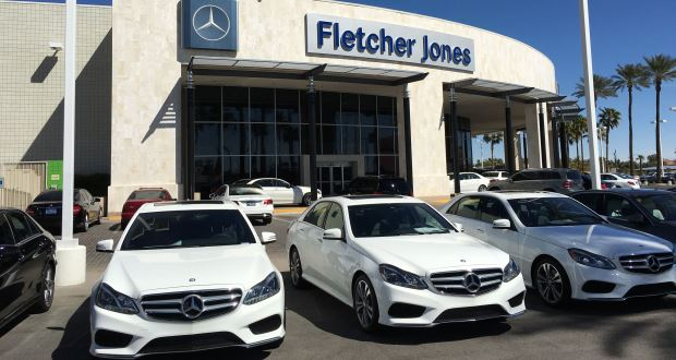 Dealer Profile Fletcher Jones Mercedes Benz Las Vegas
