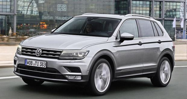 volkswagen announces specs and prices for tiguan. Black Bedroom Furniture Sets. Home Design Ideas