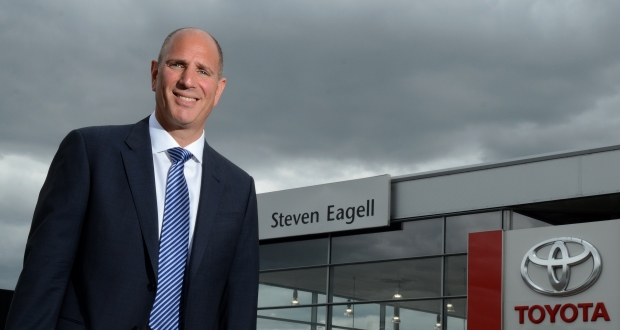 Steven Eagell Buys Toyota And Lexus Dealerships From Jardine