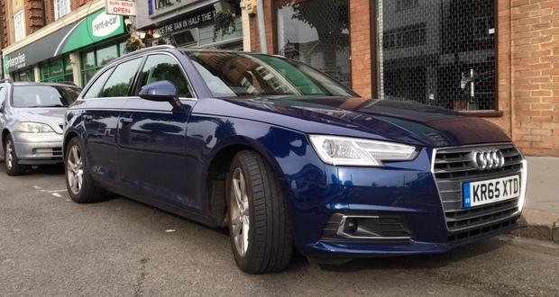 Audi A4 Avant (2016) review