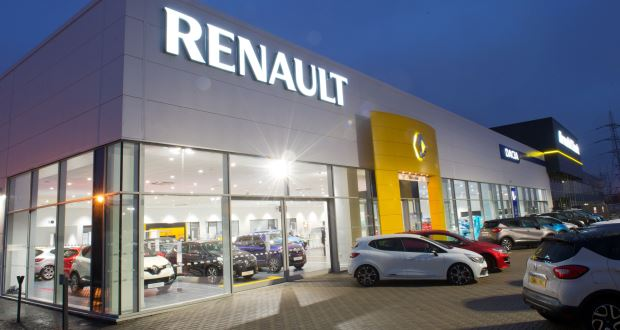Renault tops Auto Express dealer aftersales survey