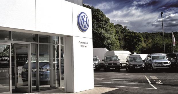 070030780a Volkswagen Commercial Vehicles recognises top Van Centres