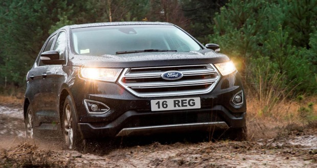 Every Model Gets Four Wheel Drive Making The Edge A Proper Suv Rather Than Just A Fashion Accessory However While It Will Happily Cope With A Muddy Field