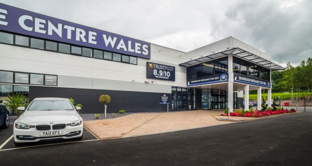new trade centre wales site doubles monthly profit record. Black Bedroom Furniture Sets. Home Design Ideas