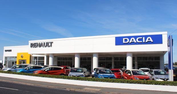 DACIA Duster 2017 - Present