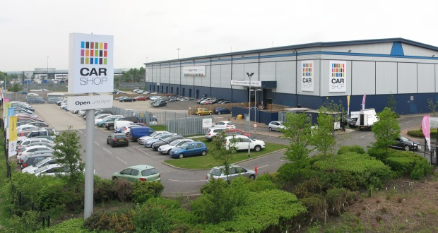Sytner Group Acquires CarShop Supermarket Chain - Carshop
