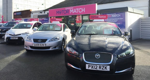 Swansway adopts Motor Match branding for used cars