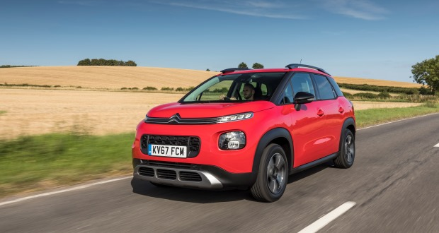 citroen c3 aircross 2017 review. Black Bedroom Furniture Sets. Home Design Ideas