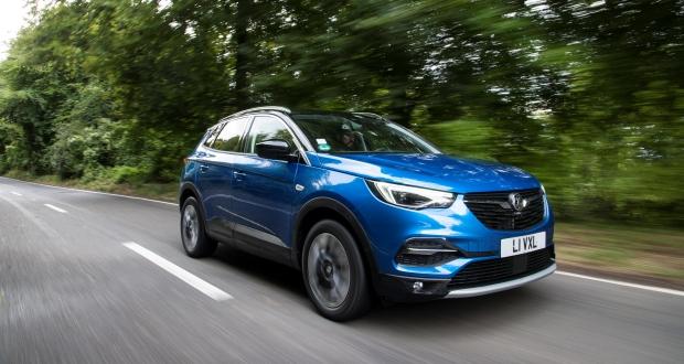 Vauxhall Grandland X 2017 Review