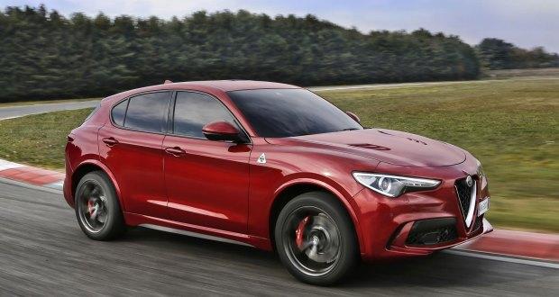 Alfa Romeo Reveals Stelvio Quadrifoglio Performance Suv