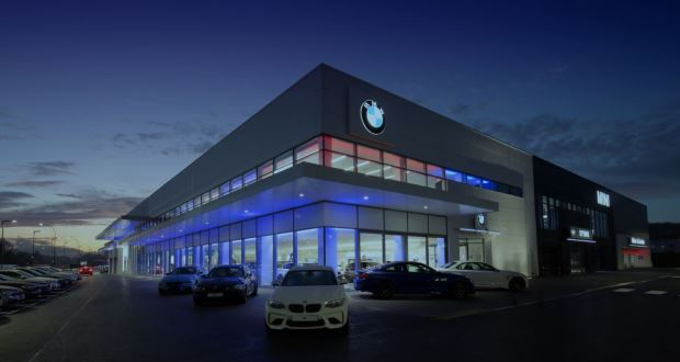 Sytner Opens Uk S Largest Bmw And Mini Centre In Sheffield