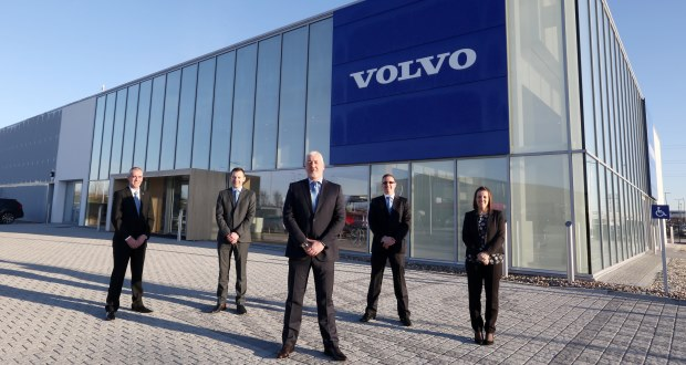 Lookers invests £12m in Volvo and Jaguar dealerships in Glasgow
