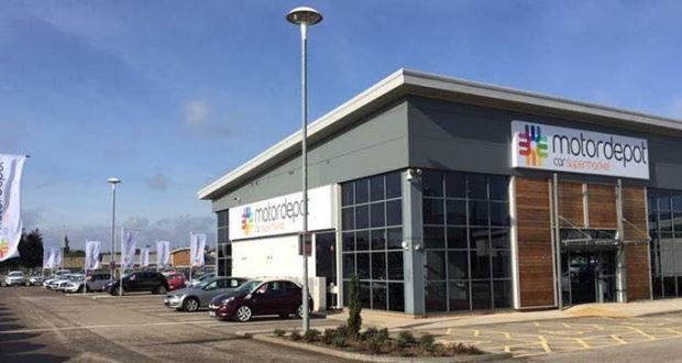 Motor Depot Completes Work On Car Preparation Centre