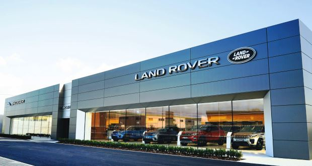 Dick lovett opens jaguar land rover dealership in bath - Land rover garage near me ...